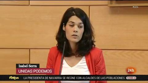 """Ir al VideoAyuso pide """"responsabilidad"""" a Cs y a Vox en las conversaciones para formar gobierno en Madrid"""