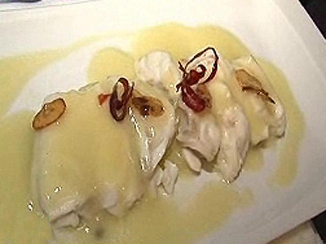 España Directo - Bacalao al pil-pil con patatas