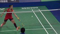 Super series Premier 'Yonex Denmark Open'. Semifinales