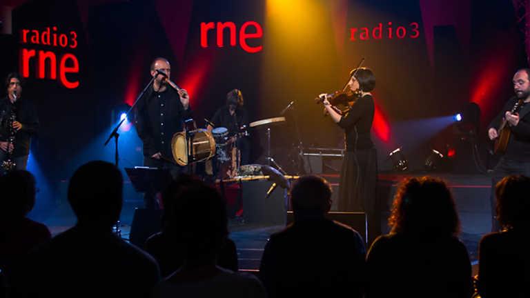 Los conciertos de Radio 3 - Balbarda