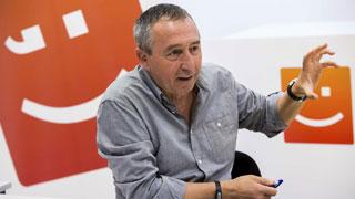 """Baldoví: """"Tras el 26J solo hay dos opciones: el PP o Podemos y todo pasará por el PSOE"""""""