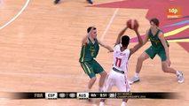 Baloncesto - Campeonato del Mundo Masculino Sub-17: 1/4 Final: España -Australia