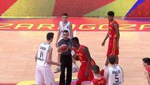 Camp. Mundo Masculino Sub-17: España-Argentina