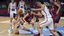 """""""Gira"""" Selección Femenina: España - Japón"""