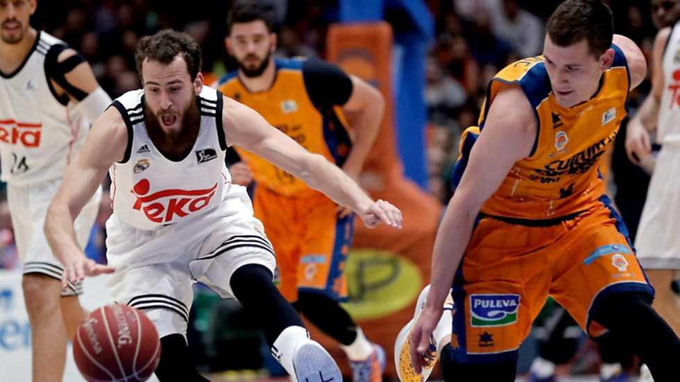 partido baloncesto valencia real madrid
