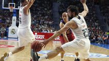 Baloncesto - Liga ACB. Play Off, 4º partido: Real Madrid-FC Barcelona