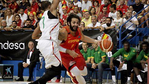 Baloncesto - Ruta Ñ, Selección Masculina: España - Senegal