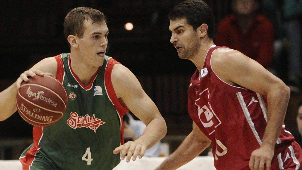 Baloncesto Sevilla 77 - CAI Zaragoza 74