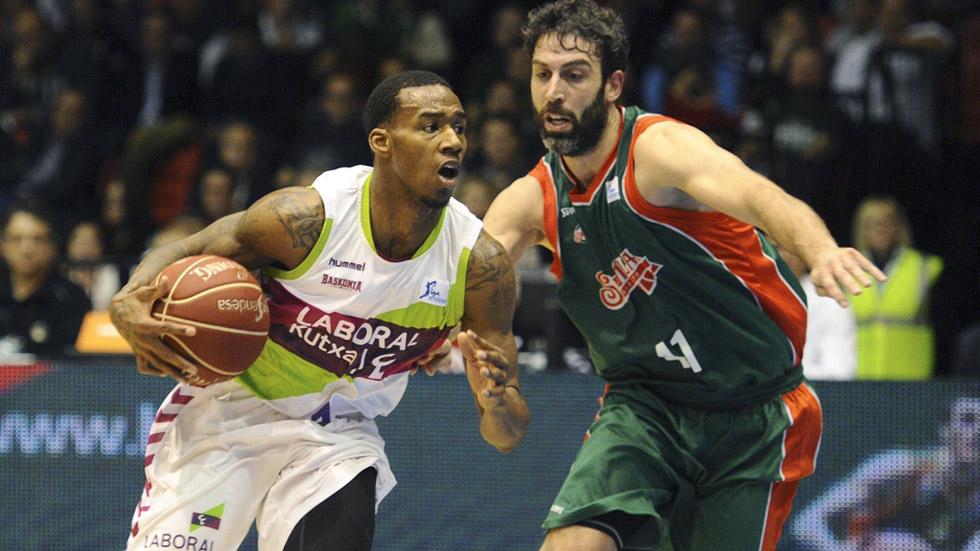 Baloncesto Sevilla 83 - Laboral Kutxa 91