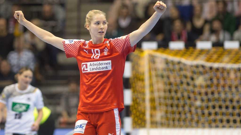 Campeonato del Mundo Femenino 1/8 Final: Alemania-Dinamarca