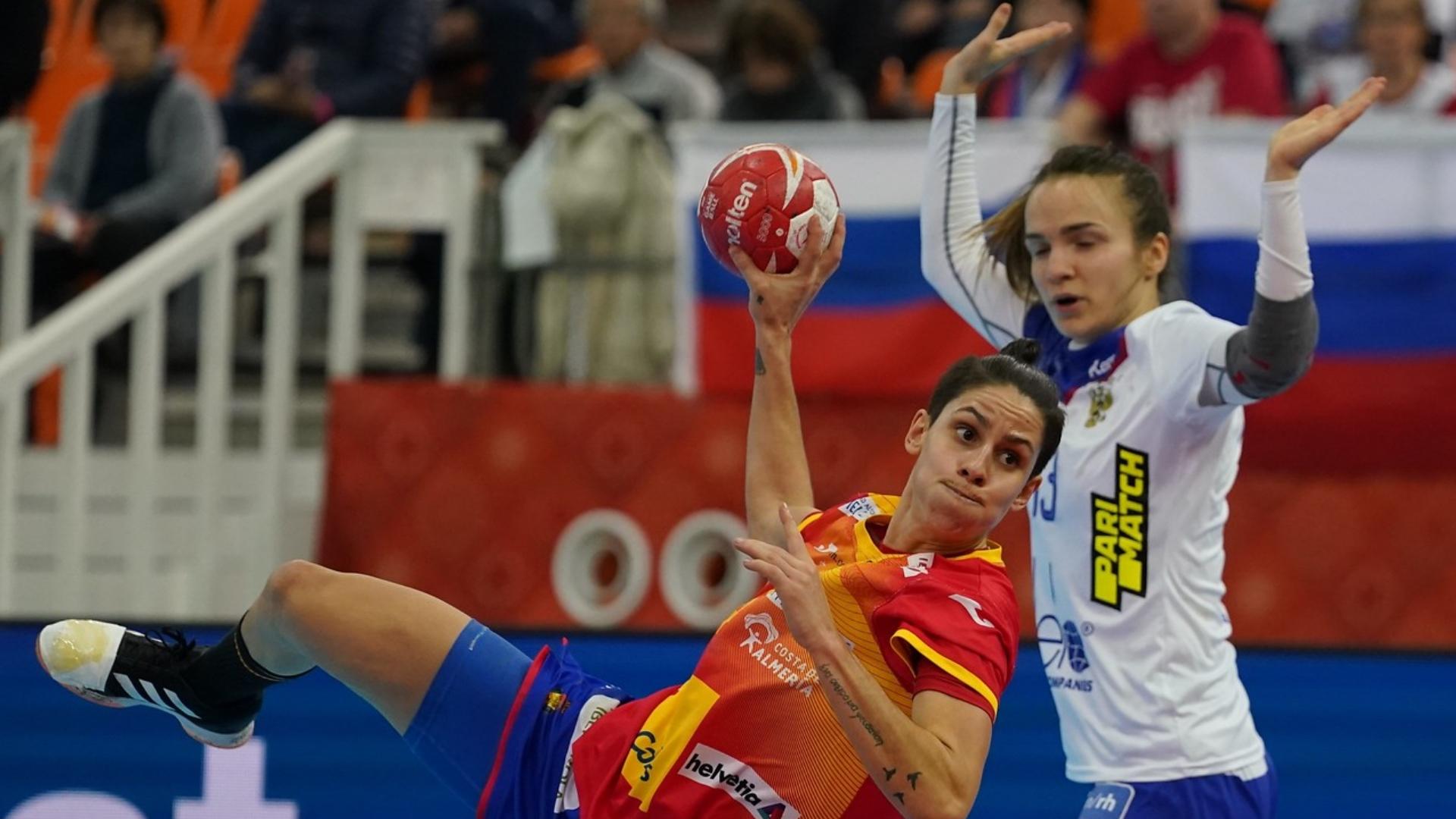 Balonmano - Campeonato del Mundo Femenino: España - Rusia