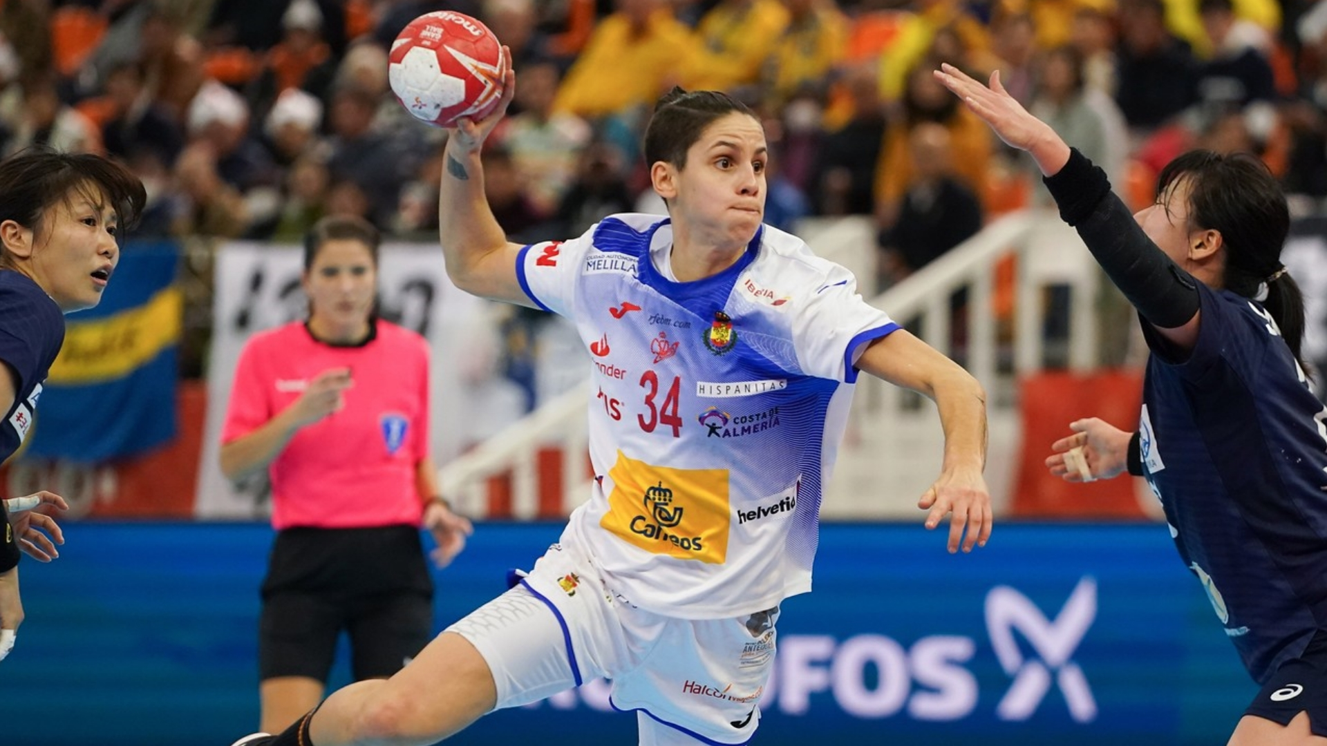 Balonmano - Campeonato del Mundo Femenino: Japón - España