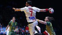 Balonmano - Campeonato del Mundo Masculino 1/8 Final: España-Brasil