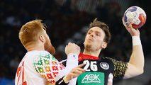 Campeonato del Mundo Masculino: Alemania - Bielorrusia
