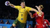 Ir al VideoBalonmano - Campeonato del Mundo Masculino: Brasil - Japón