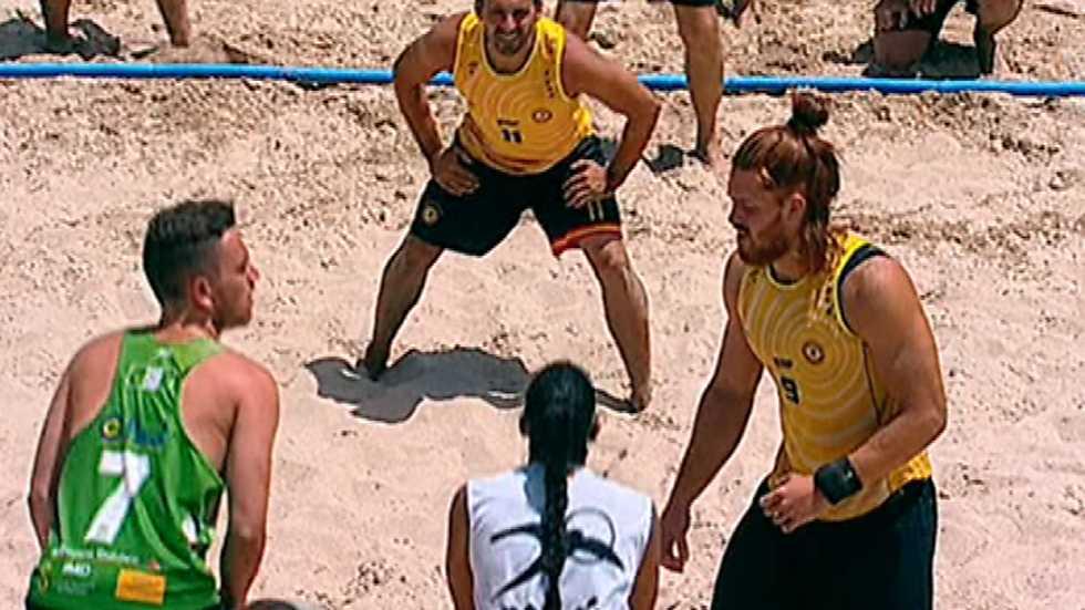 Balonmano Playa - Arena Handball Tour 3 Prueba Cádiz. Final Masculina