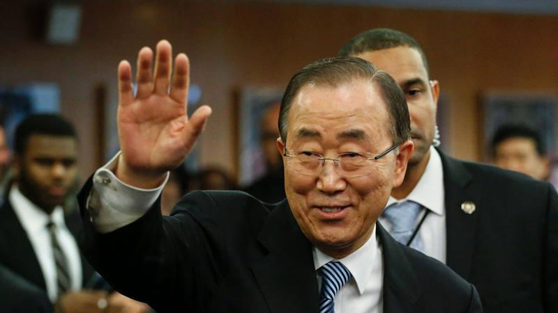 Ban Ki-moon se despide de la ONU afirmando que nunca dejó de soñar