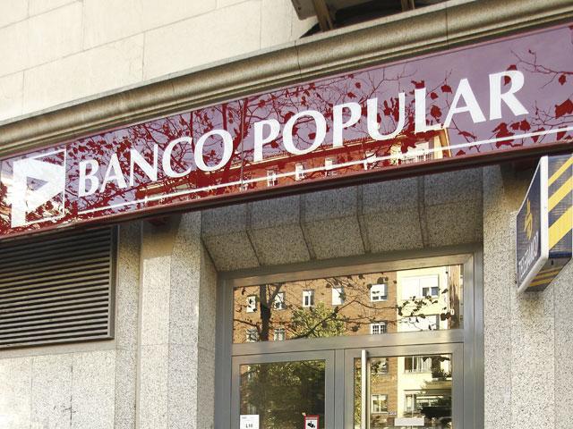 Resultado de imagen para banco popular de españa
