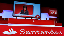 Ir al VideoEl Banco Santander anuncia una ampliación de capital de hasta 7.500 millones de euros
