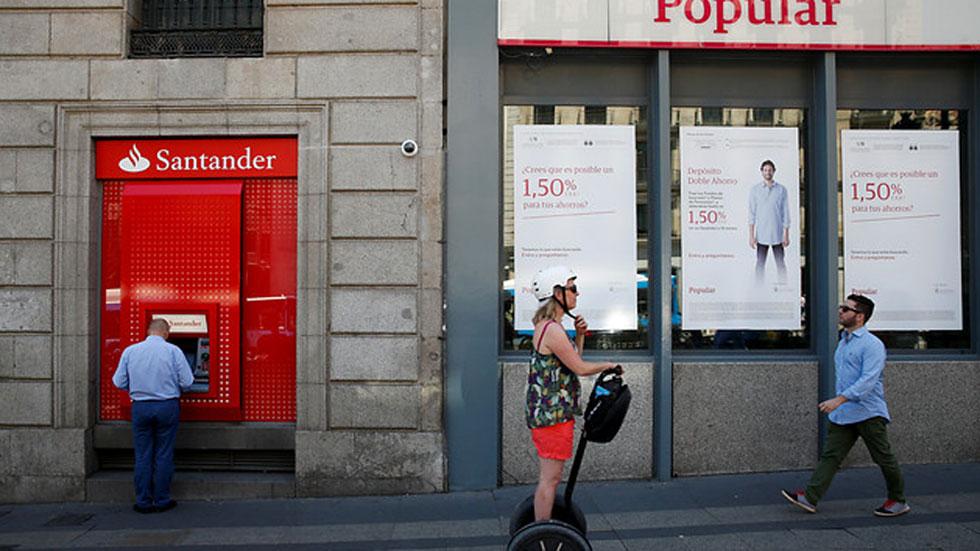 El Banco Santander compra el Popular por un euro y ampliará capital por 7.000 millones
