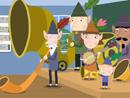 Imagen del  vídeo de Clan titulado LA BANDA DUENDE