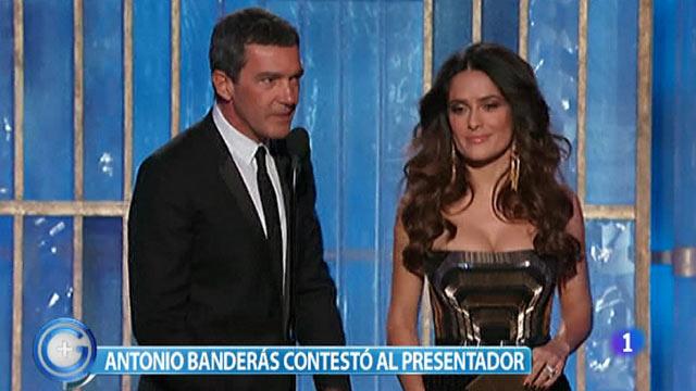 Más Gente - Antonio Banderas responde a Ricky Gervais recitando a Calderón de la Barca