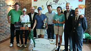 Golf - Banesto Golf Tour - 5ª prueba Asturias