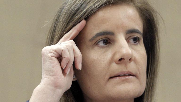 """Báñez propone una pensión """"más proporcional"""" a la vida laboral"""