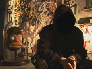 Banksy podría estar en Los Ángeles pero sólo se ven sus grafitis