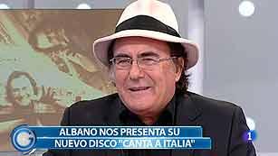 Más Gente - 'Al Bano canta a Italia', su nuevo disco