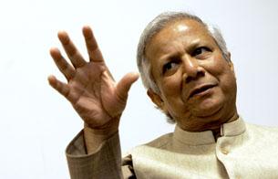 Informe semanal - Muhammad Yunus, el banquero de los pobres