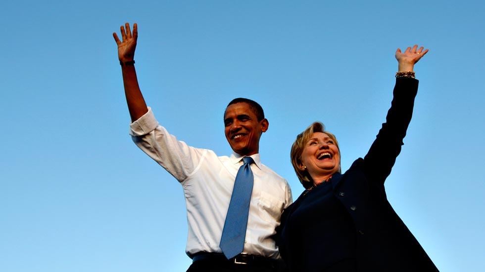 Barack Obama anuncia su apoyo a Hillary Clinton para que llegue a la Casa Blanca