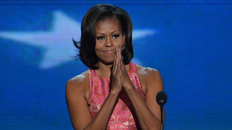"""Barack Obama """"conoce el sueño americano porque lo ha vivido"""", defiende Michelle Obama"""
