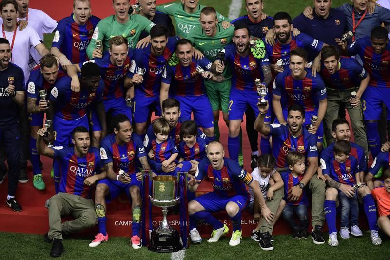 El Barça, campeón de Copa