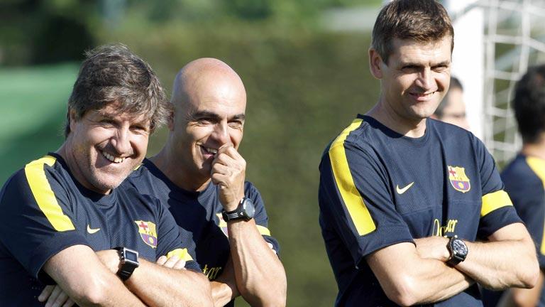 El Barça comienza los entrenamientos y las polémicas