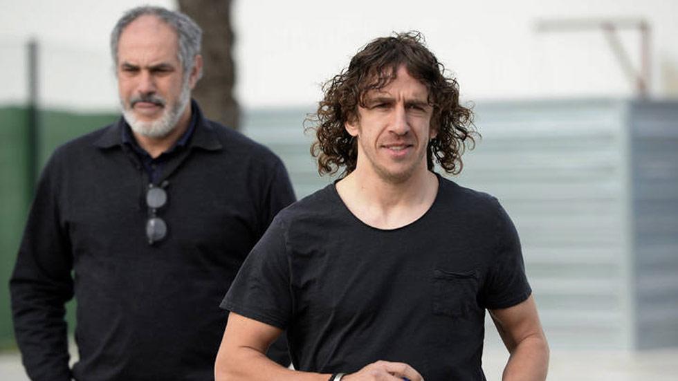 El Barça destituye a Zubizarreta y Puyol se marcha
