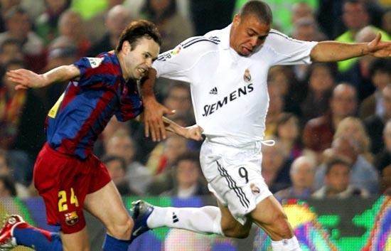 Barça-Madrid (2005-2006)