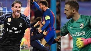 Barça, Real Madrid y Atlético, en el bombo de cuartos