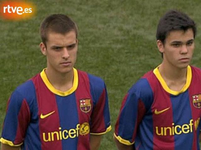 El Barça, a la final del Mundial de clubes sub 17