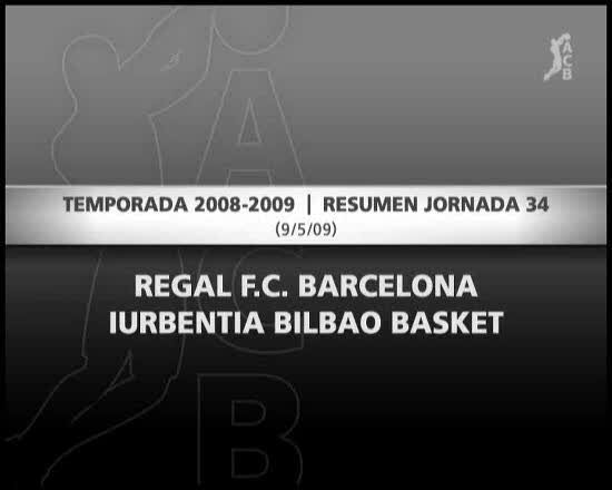 Regal F.C. Barcelona 88-65 Iurbentia Bilbao Basket