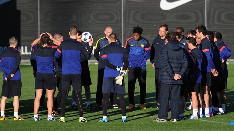 El Barcelona dispuesto a revivir sus grandes remontadas