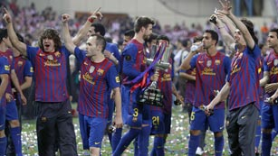 El Barcelona gana al Athletic la final de la Copa del Rey