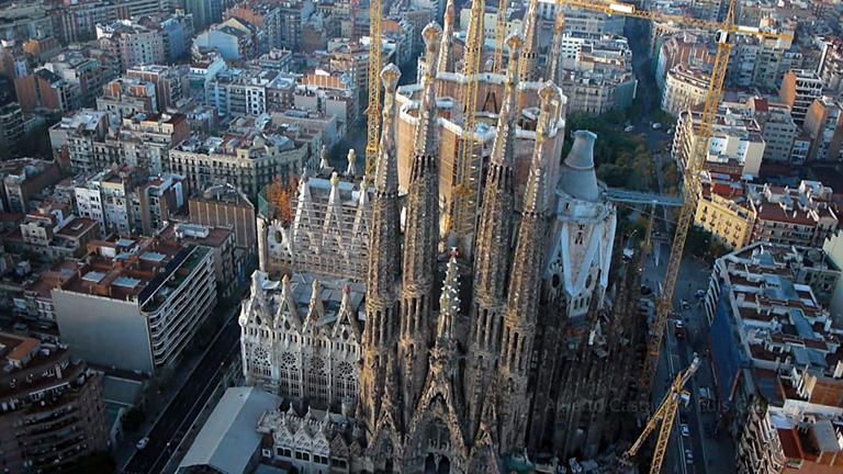 Barcelona madrid y valencia los mejores destinos urbanos for Ciudades mas turisticas de espana