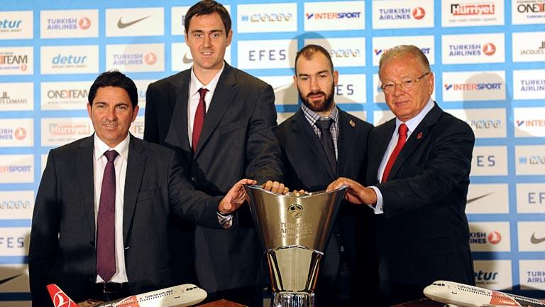 El Barcelona Regal quiere conseguir su tercera Copa de la Final Four en Estambul