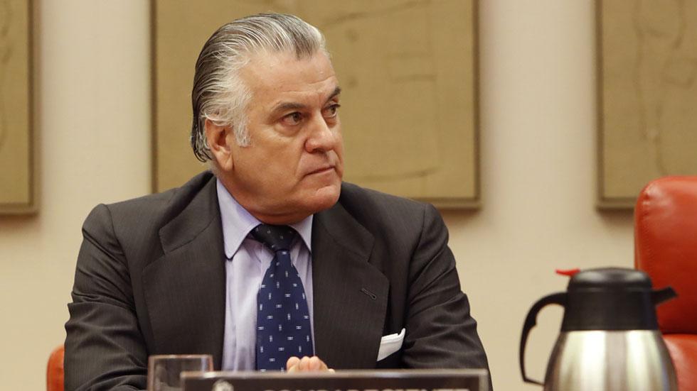 Bárcenas se niega a responder en la comisión de investigación sobre la financiación del PP del Congreso