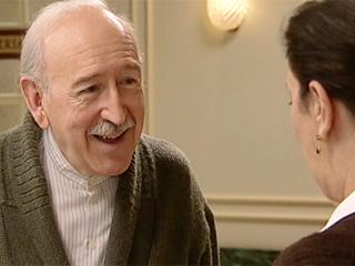 Amar - Basilio le insinúa a Felisa estar enamorado