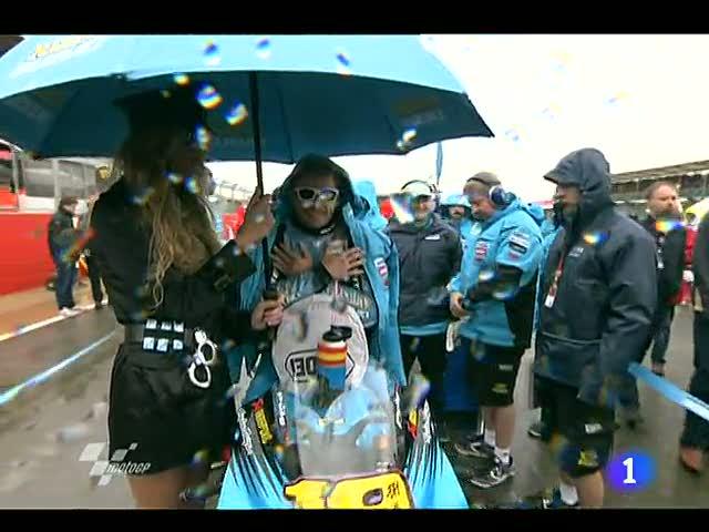 Bautista, el mejor español en MotoGP