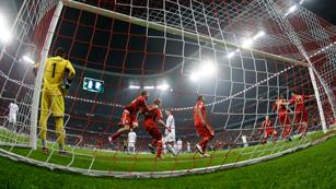 El Bayern golea al Basilea