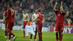 El Bayern se cita con el Madrid