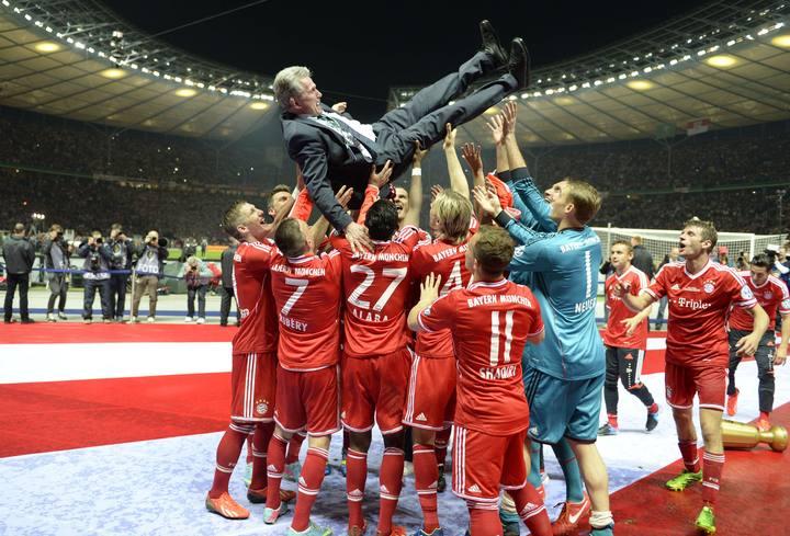 Bayern - Sttugart